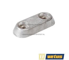 Vetus Huidanode Aluminium Type 15