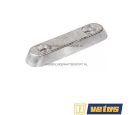 Vetus Huidanode Aluminium Type 25