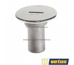 Vetus Dekvuldop RVS Water 38 mm