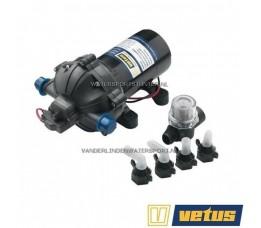 Vetus Drinkwaterpomp WP2420B 24 Volt 20 Liter