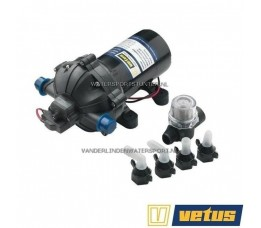 Vetus Drinkwaterpomp WP1220B 12 Volt 20 Liter