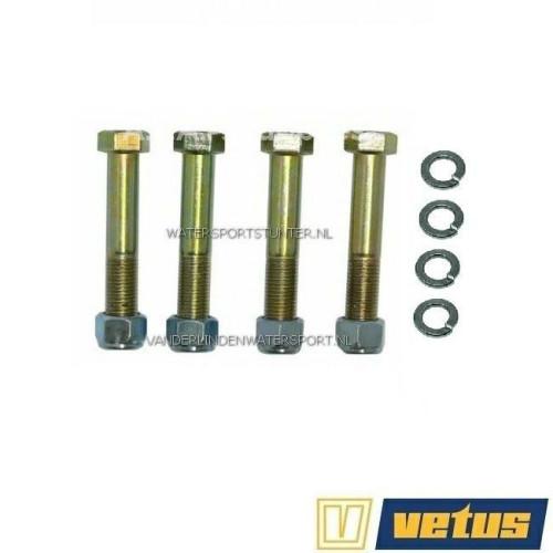 Vetus Set Bouten Koppeling Type 6 / SET64