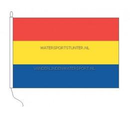 Vlag Vlaardingen 30x45 cm Recht