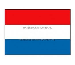 Vlag Nederland 20x30 cm