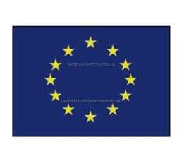Vlag Raad Van Europa RVE 50x75 cm