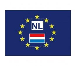 Vlag Raad Van Europa RVE - Nederland 100x150 cm