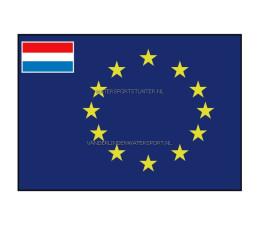 Vlag Raad Van Europa RVE - Nederland 70x100 cm