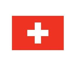 Vlag Zwitserland 100x150 cm