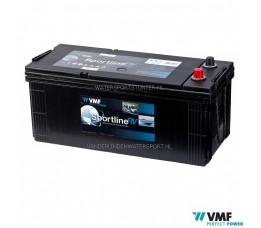 Accu VMF Sportline 140 AH Semi Tractie