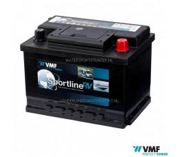 Accu VMF Sportline 60 AH Start / Licht
