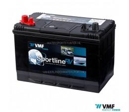 Accu VMF Sportline 90 AH Deep Cycle Marine