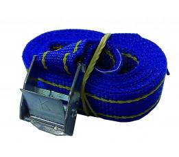 Spanband Klemgesp Blauw 4,5 Meter