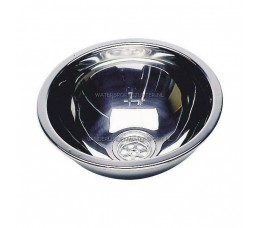Wasbak Rond RVS 290 mm