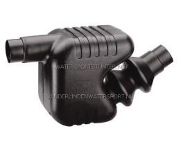 Waterlock Kunststof 75/90 mm