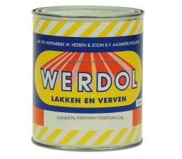 Werdol Loodijzermenie 500 ml