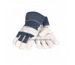Werkhandschoenen Gevoerd Blauw