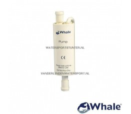 Whale Inline Drinkwaterpomp 24 Volt GP1394
