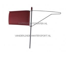 Windvaan Verklikker 125x75 mm