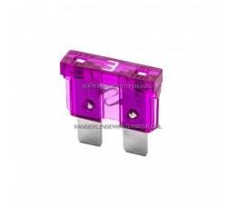 Steekzekering 3 Ampere Paars