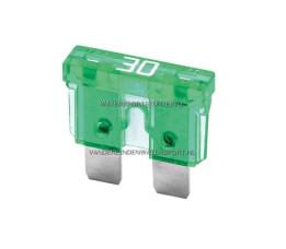 Steekzekering 30 Ampere Groen