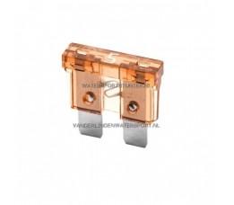 Steekzekering 5 Ampere Licht Bruin